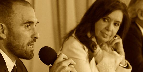Guzmán con Cristina mirando de reojo